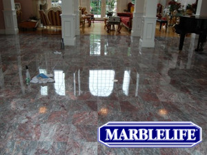 Marblelife Floor Polishing
