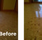 Marble Floor Polishing Before And After